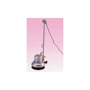 業務用ポリッシャー「リンレイ:12インチ 密閉式防水型ポリッシャー」床用電動ポリシャー|kikumi