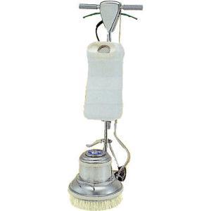 業務用カーペット洗浄機「リンレイ:12インチ じゅうたん用ポリッシャー」カーペット専用ポリシャー|kikumi