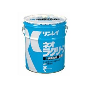 業務用洗剤「リンレイ:ネオラクリーン 18L入り」床用万能洗剤|kikumi