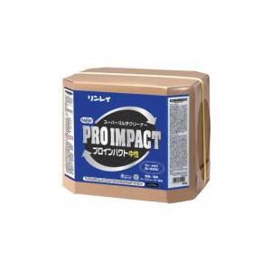 業務用洗剤「リンレイ:プロインパクト中性 18L入り」万能中性洗剤|kikumi
