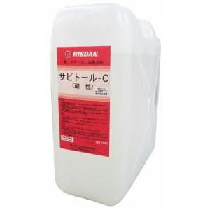 業務用洗剤「リスダンケミカル:サビトールC 20kg」錆・スケール油除去剤 kikumi