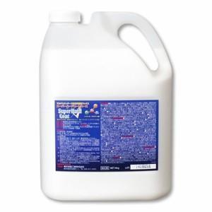 業務用ワックス「横浜油脂工業:スーパー ハードコートエース 4L」床用樹脂ワックス|kikumi