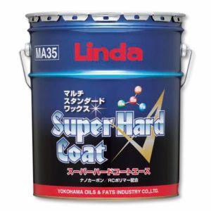 業務用ワックス「リンダ(横浜樹脂):スーパーハードコートエース 18L入り】床用ワックス|kikumi