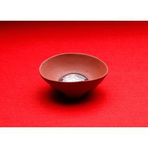酒器 鬼面杯 無名異焼|kikusui-sake