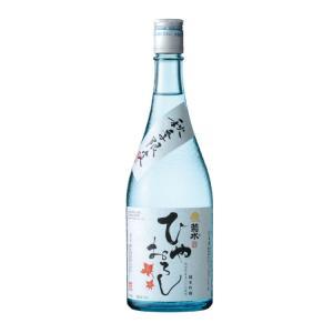 日本酒 菊水 純米吟醸 ひやおろし 720ml kikusui-sake