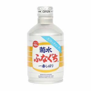 生原酒 菊水 ふなぐちスパークリング 270ml|kikusui-sake
