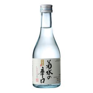 清酒 300ml 菊水の辛口(6本詰)|kikusui-sake