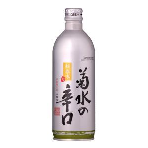 【新発売】菊水の辛口 500ml 清酒|kikusui-sake