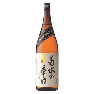 清酒 1800ml 菊水の辛口 |kikusui-sake