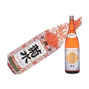 清酒 菊水 菊ラベル・赤包装 1800ml|kikusui-sake