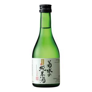 清酒 菊水の純米酒 300ml (6本詰)|kikusui-sake