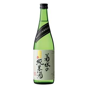 清酒 菊水の純米酒 720ml|kikusui-sake