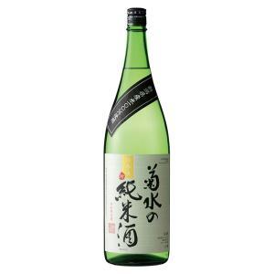 清酒 菊水の純米酒  1800ml|kikusui-sake