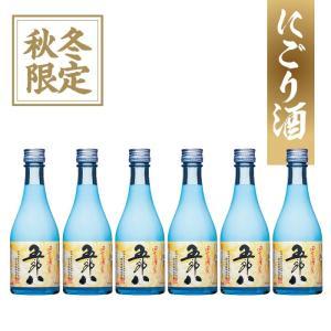 にごり酒 菊水 五郎八  300ml(6本詰) kikusui-sake