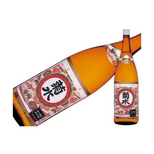菊水 白キャップ 1800ml|kikusui-sake