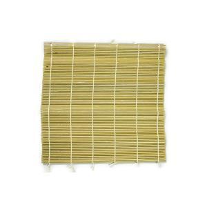 巻きす (27cm×27cm) 国産竹製 ( まきす 巻簾 巻すだれ ) きくすい|kikusuisangyou
