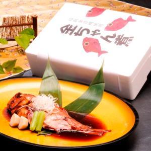 人気ナンバーワン !「金ちゃん煮」 伝統の味!金目鯛の姿煮付け|kikutaonlineshop