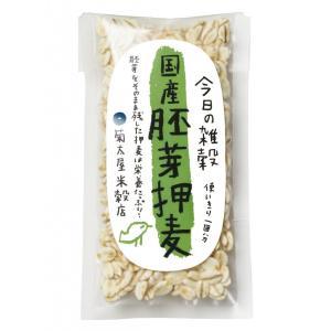 雑穀米 お試し 「国産 胚芽押麦」 20g|kikutayakitchen