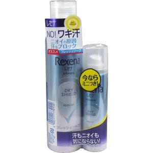 レセナ ドライシールドパウダースプレー フレッシュソープ 135g+(おまけ45g付き)|kikuya174