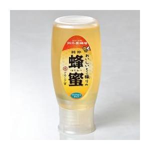 【お取り寄せ】おいしいとこ採りの純粋蜂蜜 アカシア蜜 ワンプッシュタイプ500g|kikuya174