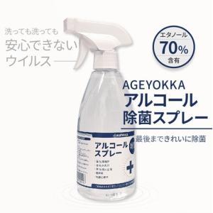 【数量限定】アルコール除菌スプレー500ml kikuya174