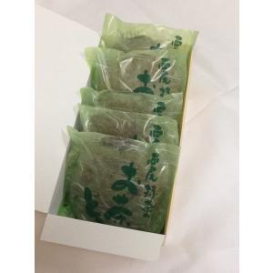 愛知県西尾市の抹茶を使用した「お茶どら」(5個入り)【名古屋お取り寄せスイーツ】|kikuzatoshogetsu