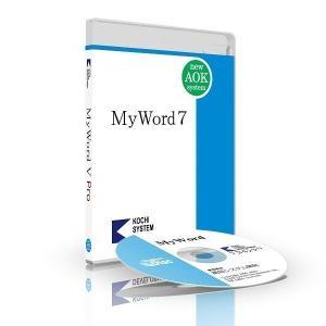 MyWord7(マイワード セブン) (DVD版)|kilalinet