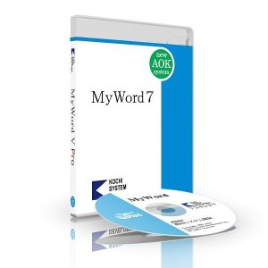 MyWord7(マイワード セブン) (その他のMyWord ユーザー価格DVD版)|kilalinet