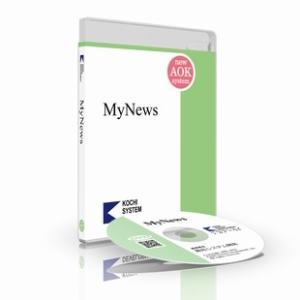 MyNewsパック Web版 ※個人自費割引(利用期間 3年)|kilalinet