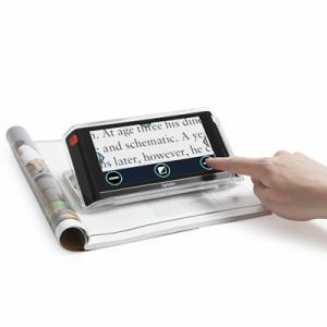 携帯型拡大読書器 コンパクト6HD(あんしんアフターサービスモデル)|kilalinet