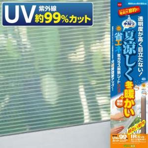ニトムズ 省エネ窓ガラス断熱シートクリア 1個|kilat