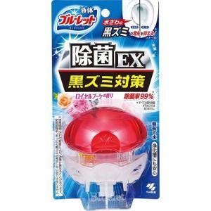小林製薬 液体ブルーレットおくだけ 除菌EX ロイヤルブーケの香り 70ml 本体