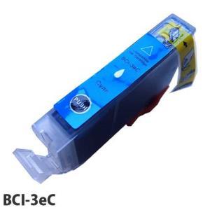 『売切れ御免』 『ポイント10倍』エコパック 互換インク Canon BCI-3eC対応 シアン|kilat