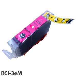 『売切れ御免』 『ポイント10倍』エコパック 互換インク Canon BCI-3eM対応 マゼンタ|kilat