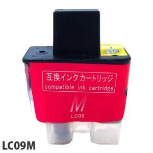 『売切れ御免』 『ポイント10倍』エコパック 互換インク brother LC09M対応 マゼンタ|kilat