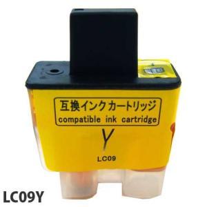 『売切れ御免』 『ポイント10倍』エコパック 互換インク brother LC09Y対応 イエロー|kilat