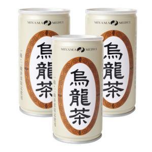 京都美山の烏龍茶 190ml×30本(3缶100円税抜)
