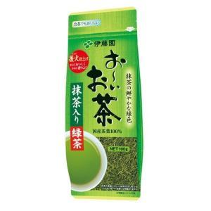 購入単位:1袋  伊藤園 おーいお茶 抹茶入り緑茶 100g 緑茶 日本 抹茶 いとうえん イトウエ...
