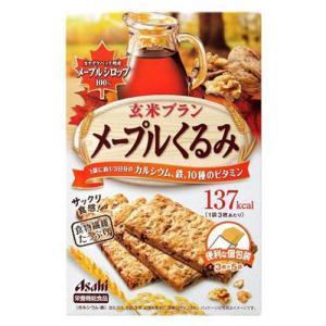 アサヒフード バランスアップ 玄米ブラン メープルくるみ 150g