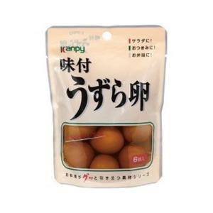 カンピー 味付うずら卵 6個入り|kilat