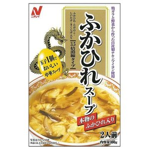 ニチレイ ふかひれスープ 100g|kilat