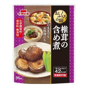 イチビキ おふくろの味 椎茸の含め煮 70g
