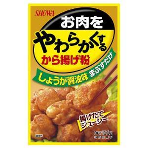昭和産業 お肉やわらかくする から揚げ粉 100g|kilat