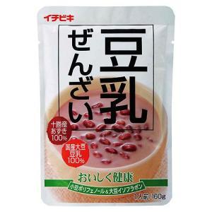 イチビキ 豆乳ぜんざい 160g