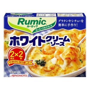 味の素 パスタソース ルーミック ホワイトソース 48g|kilat