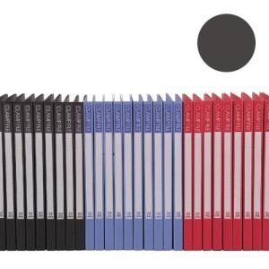 『売切れ御免』 BEAUTONE エコノミーレバーファイル A4 タテ グレー 10冊|kilat