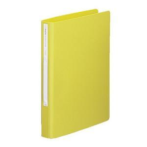 『売切れ御免』 リヒトラブ TEFFA D型リングファイルラウンドデザイン F7663-6 黄緑|kilat