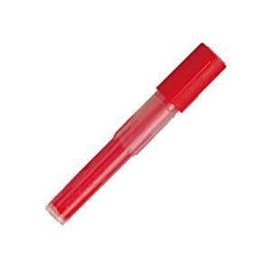『売切れ御免』 ペンテル 油性マーカーハンディ 補充カートリッジ 赤 1本|kilat
