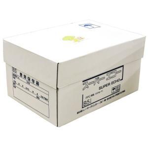 『コピー用紙』キラット スーパーエコー マルチ対応 B5サイズ 1箱 (5000枚)