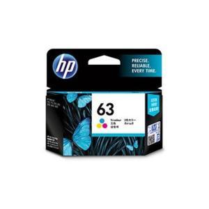 HP HP63 (F6U61AA) カラー 純正品